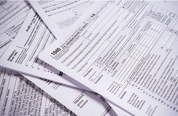 Tax-Forms-Norridge-Chicago
