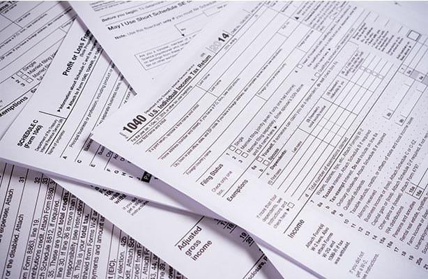 Tax-Forms-Norridge-Chicago